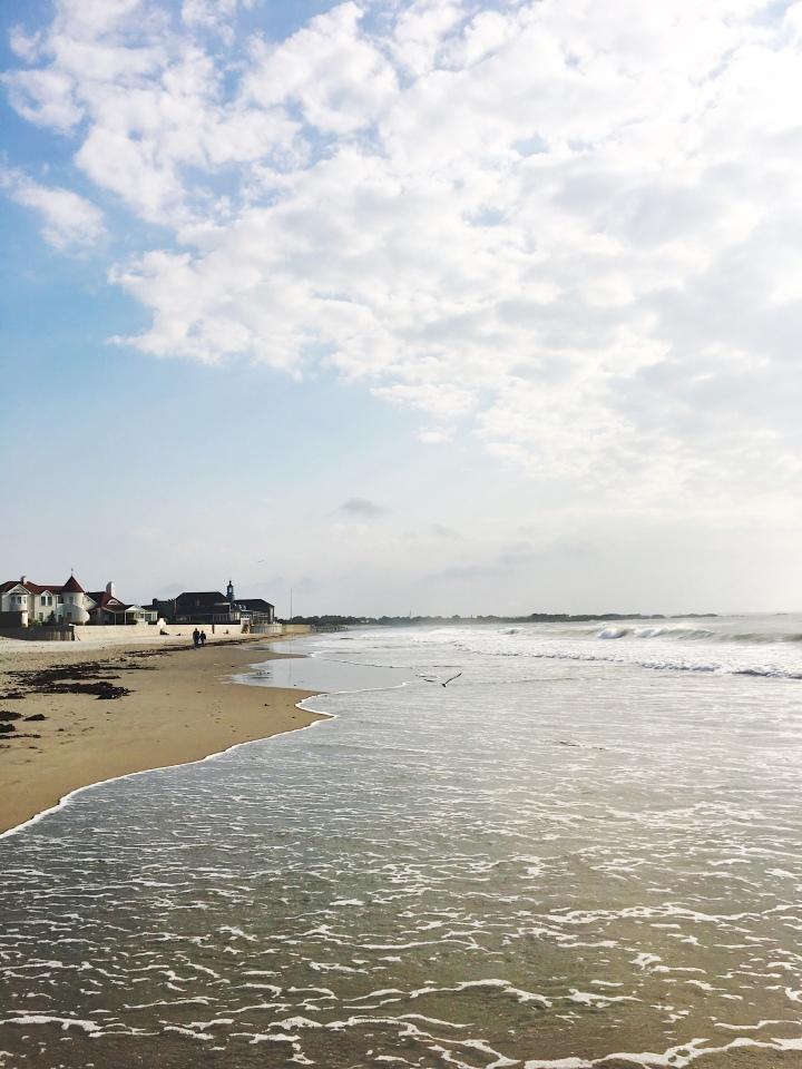 Narragansett Town Beach Rhode Island