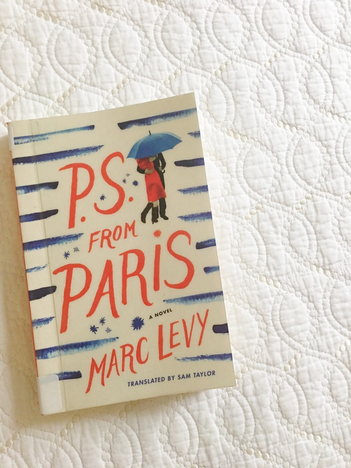 PS from Paris by Marc Levy