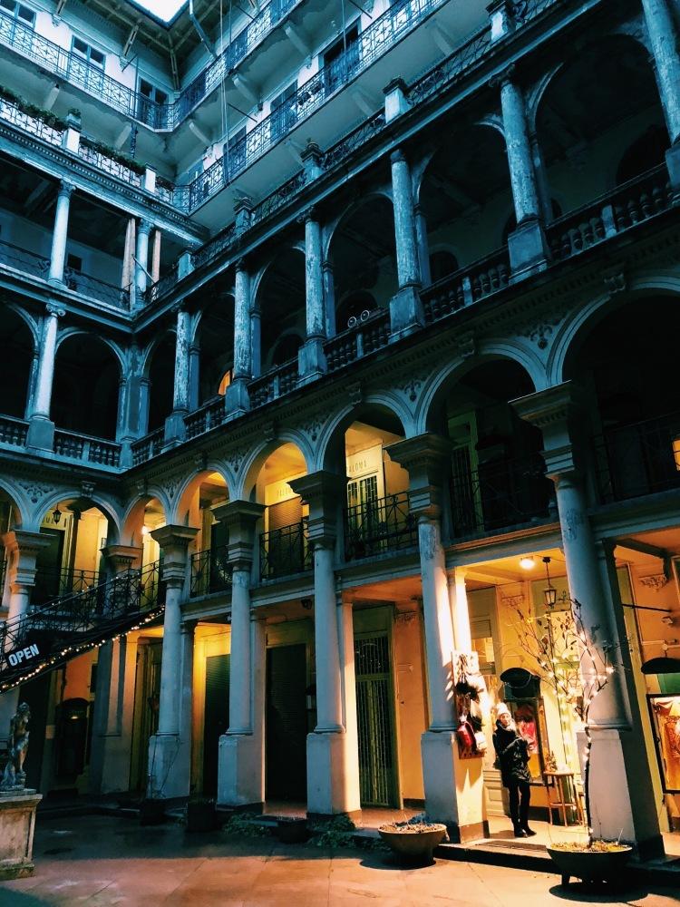 Paloma Center Budapest Hungary