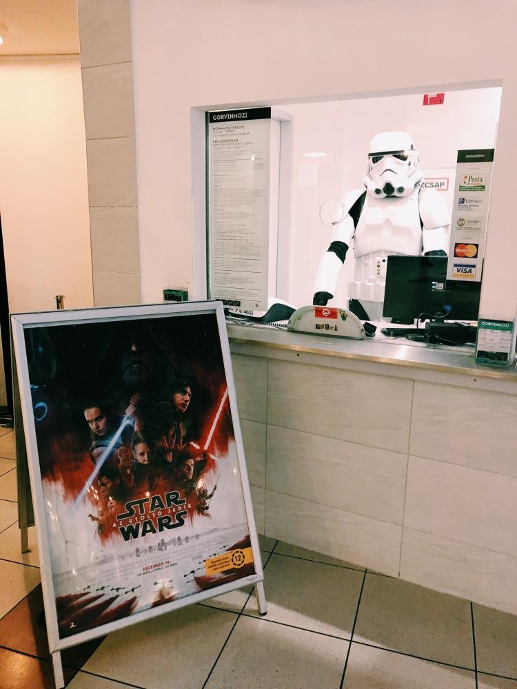 Star Wars Budapest Hungary