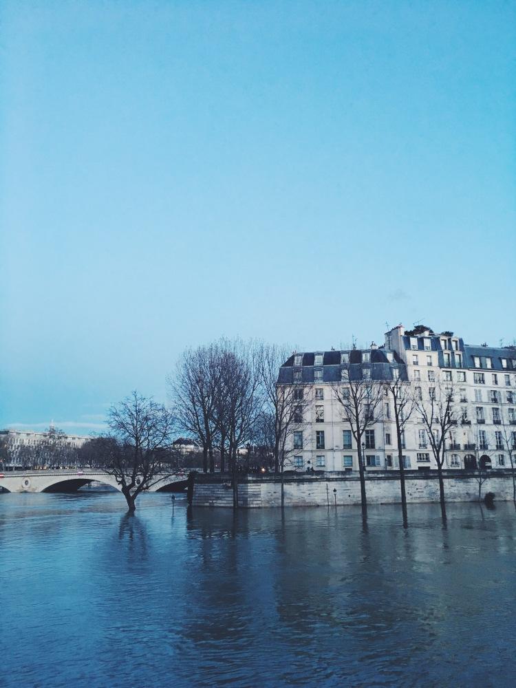 Ile Saint Louis February 2018 4
