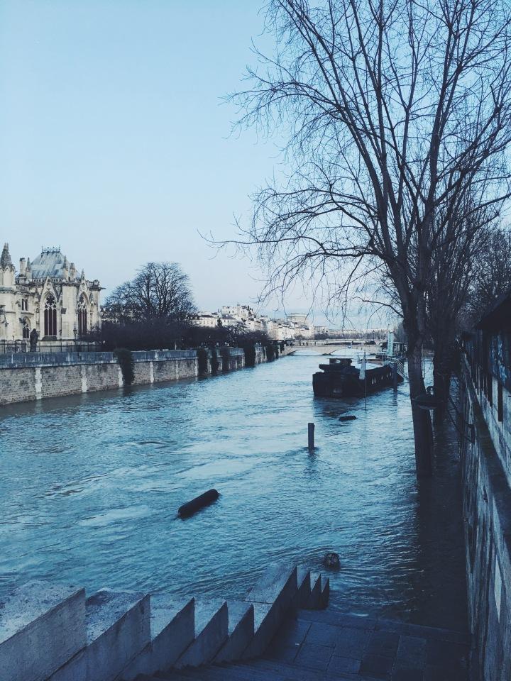 Notre Dame February 2018