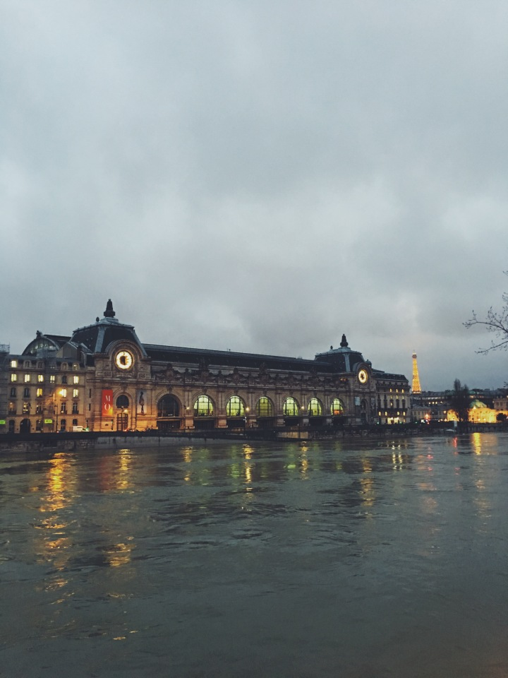 Musee d'Orsay February 2018