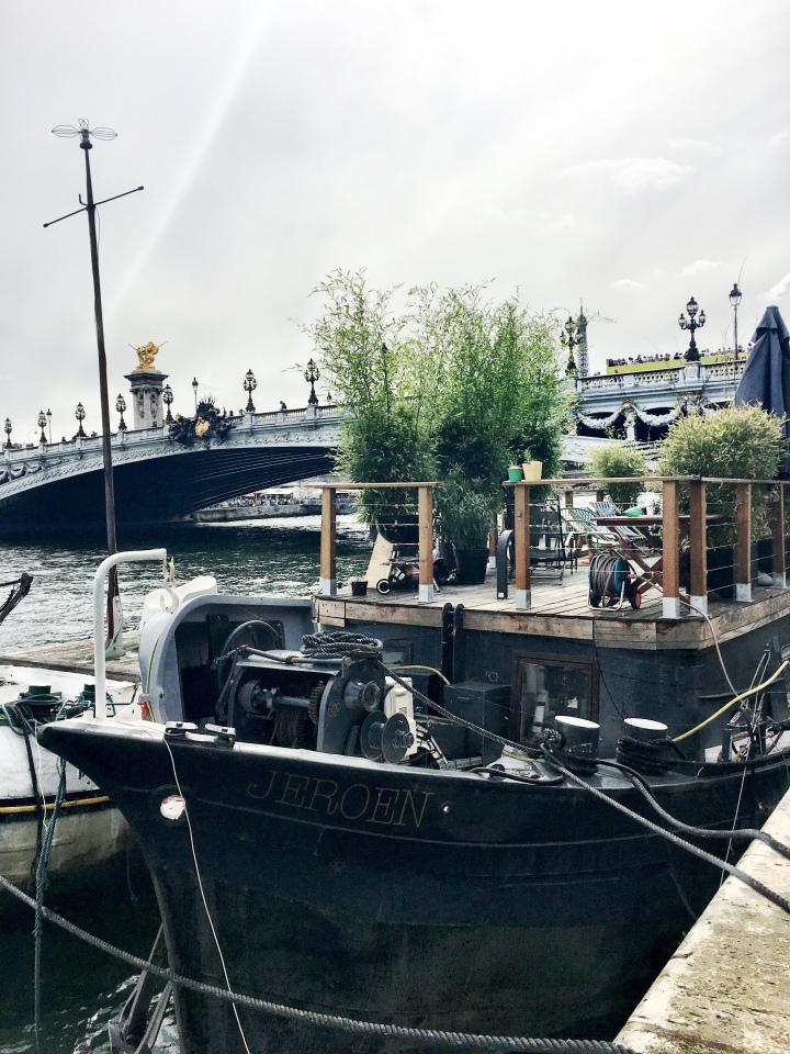 Pont Alexandre III Summer 2017