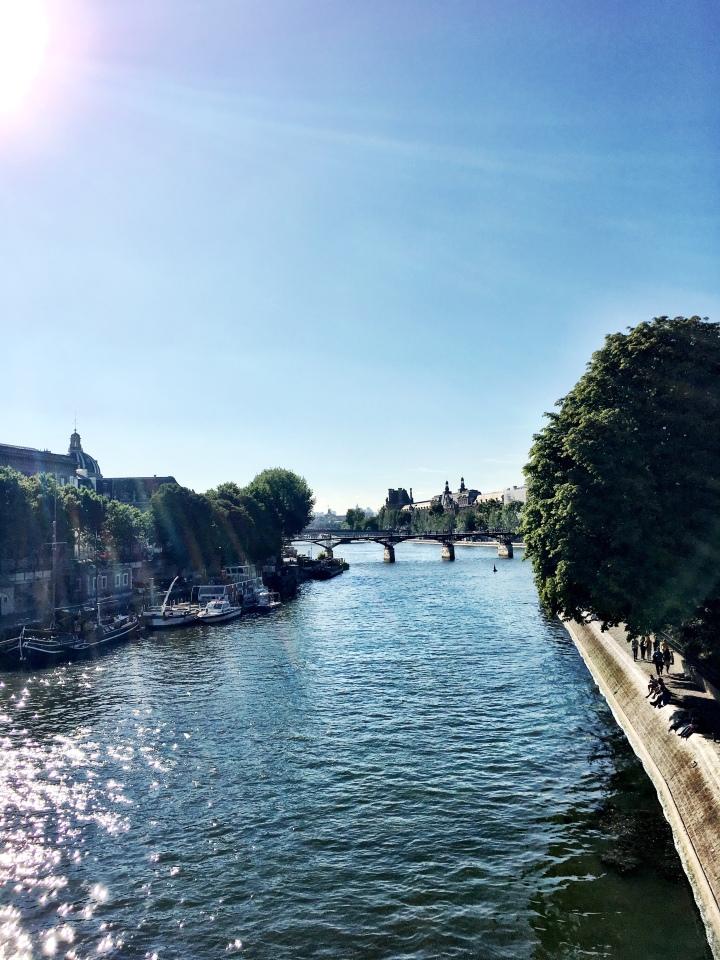 Seine River Summer 2017