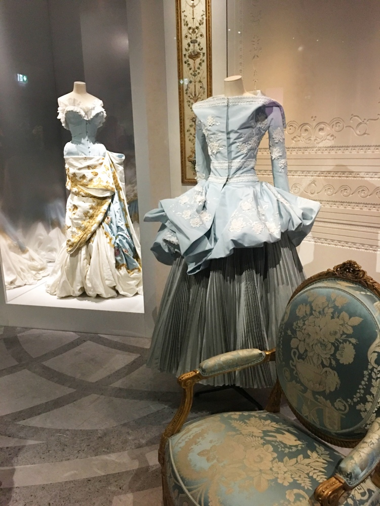 Dior Exhibit Petit Trianon