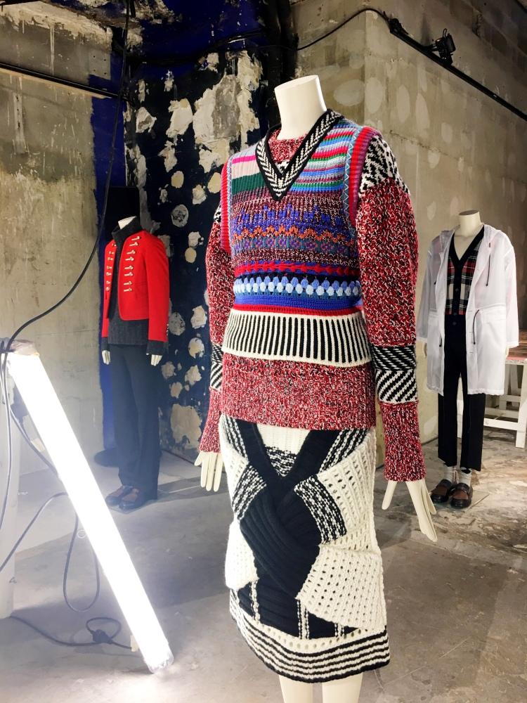 Burberry Here We Are exhibit Paris 2018 16