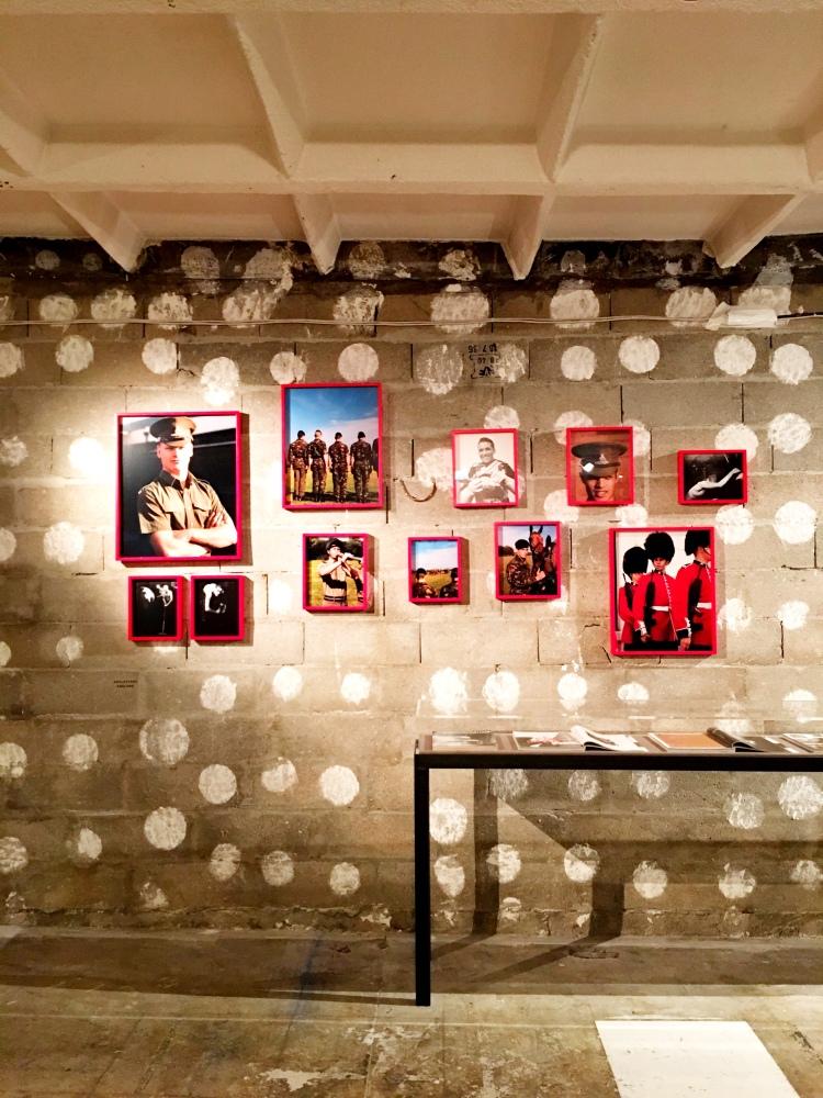 Burberry Here We Are exhibit Paris 2018 3