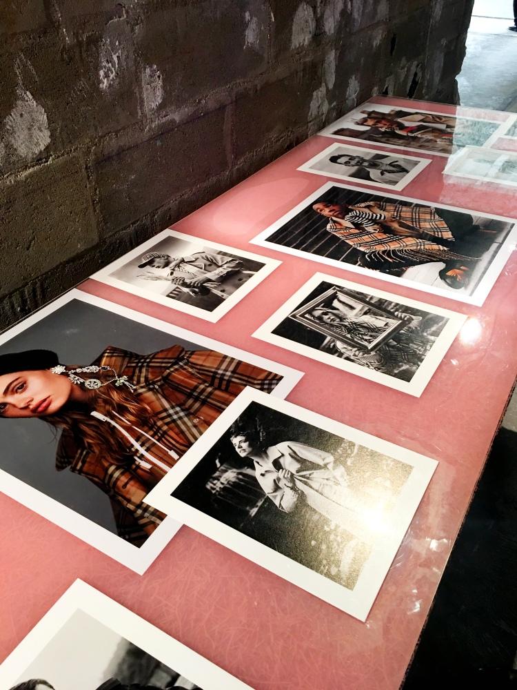 Burberry Here We Are exhibit Paris 2018 4