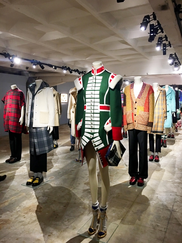 Burberry Here We Are exhibit Paris 2018 7