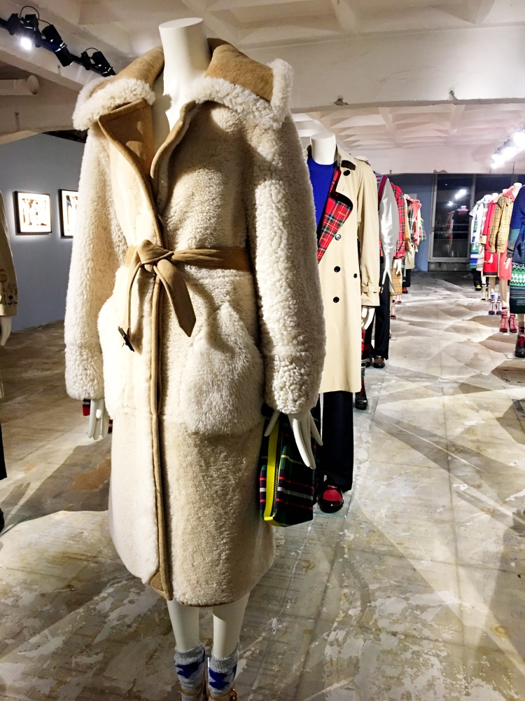 Burberry Here We Are exhibit Paris 2018 8