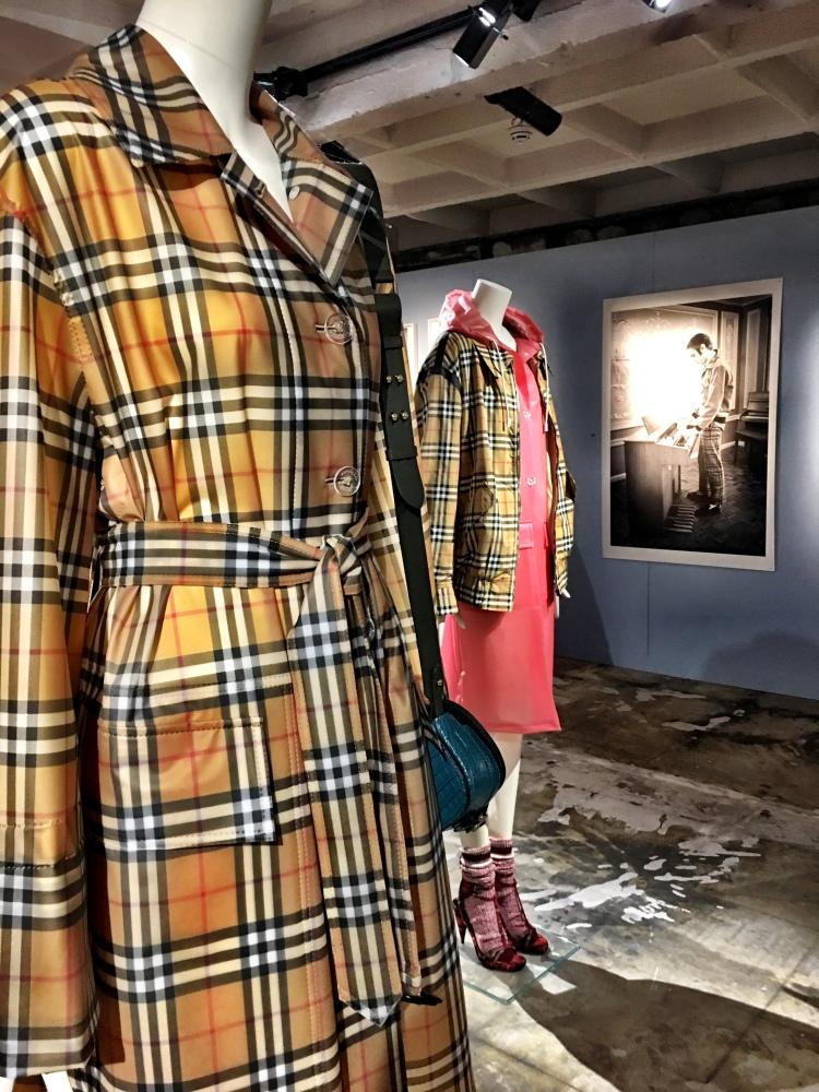 Burberry Here We Are exhibit Paris 2018 11