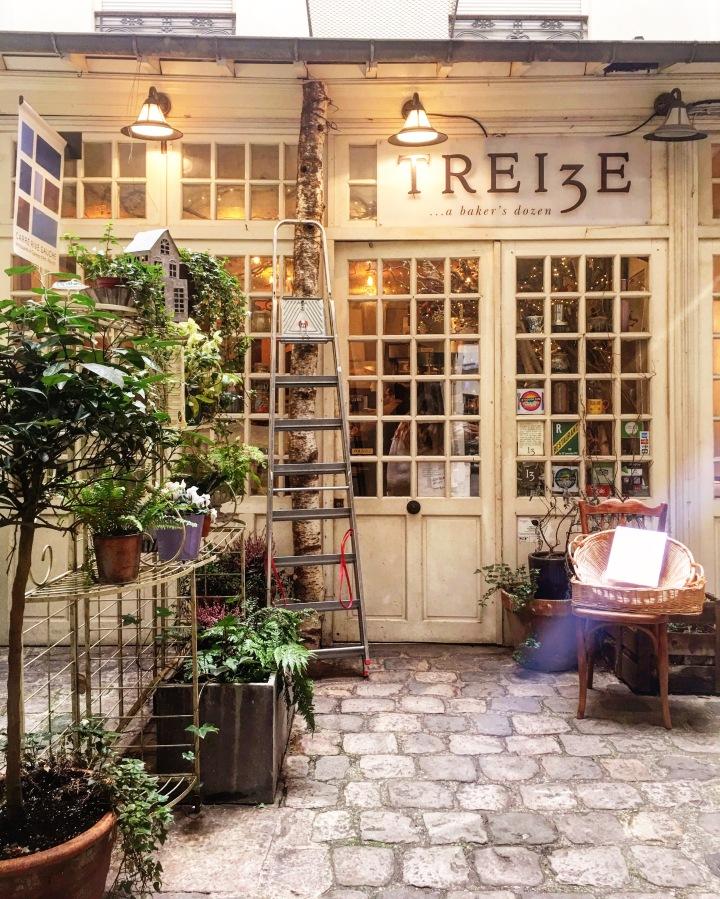 Treize Bakery Paris France