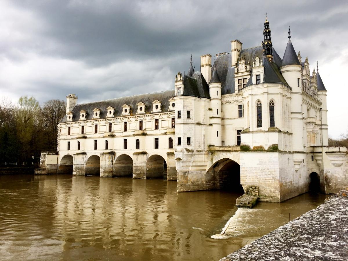 Photo Diary: Château de Chenonceau