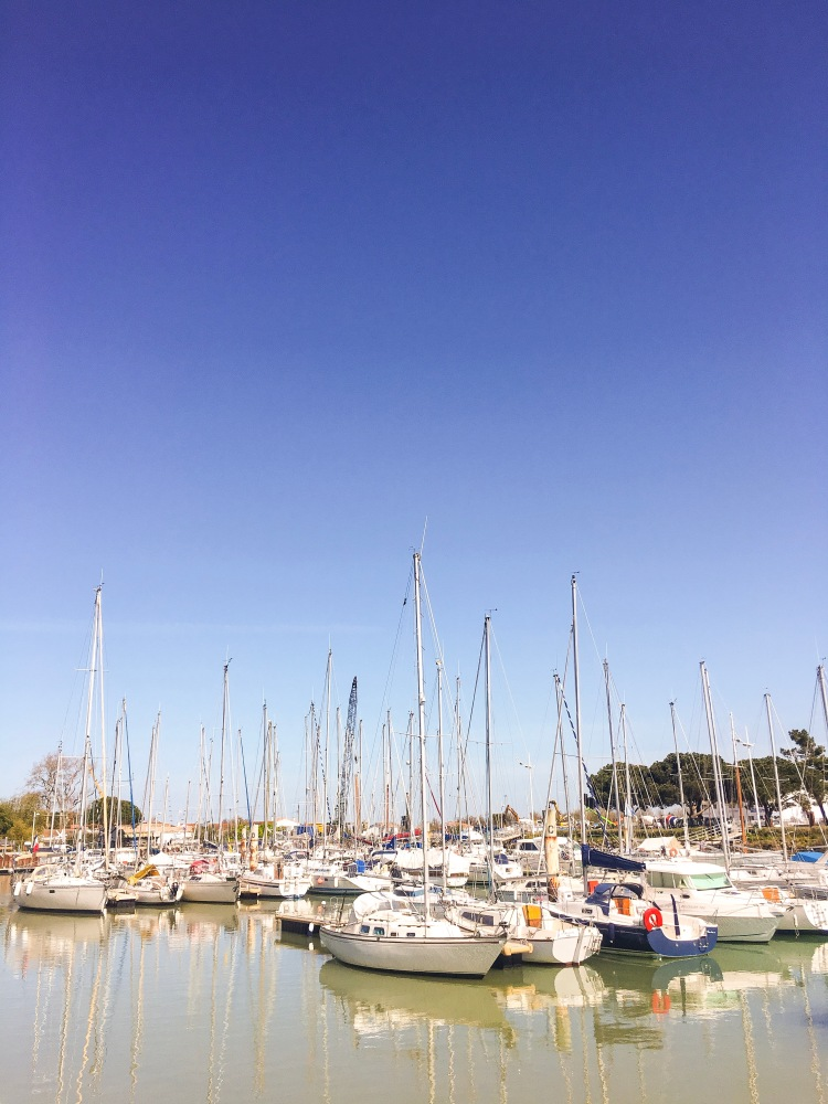 Port Dolus île d'Oléron France