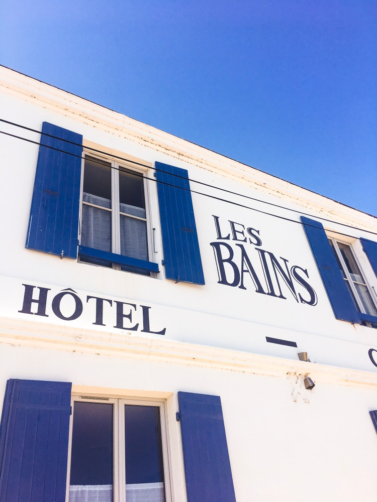 Hotel Port Dolus France