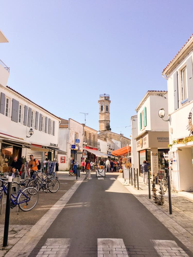 St. Pierre d'Oléron centre ville