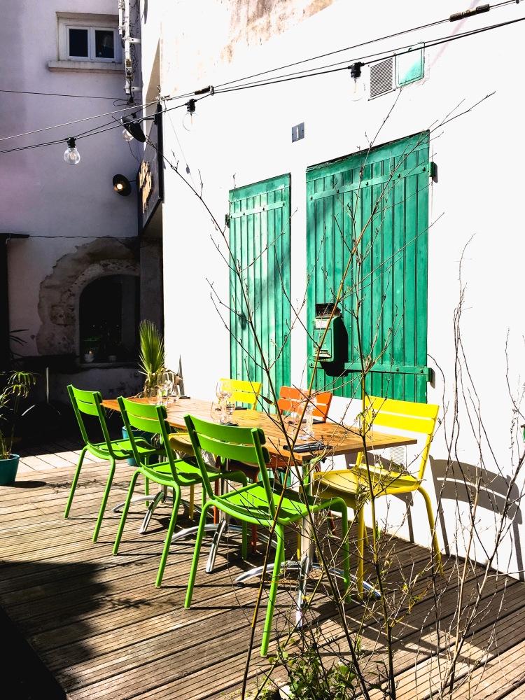 Restaurant Île des Papillons St. Pierre d'Oléron