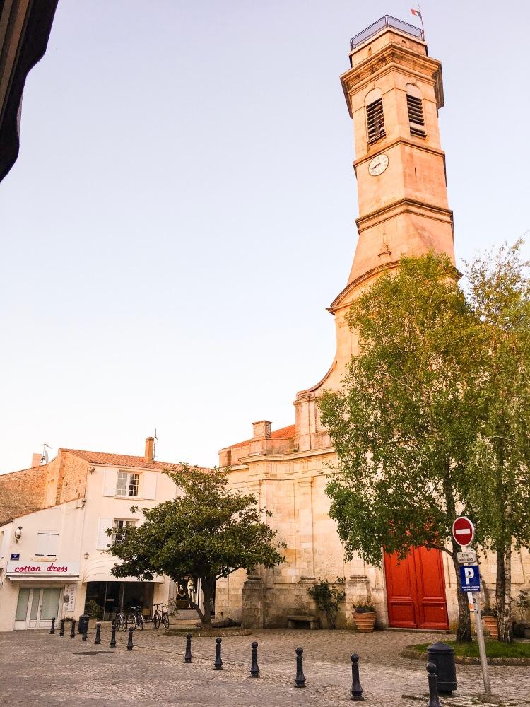 St. Pierre d'Oléron eglise