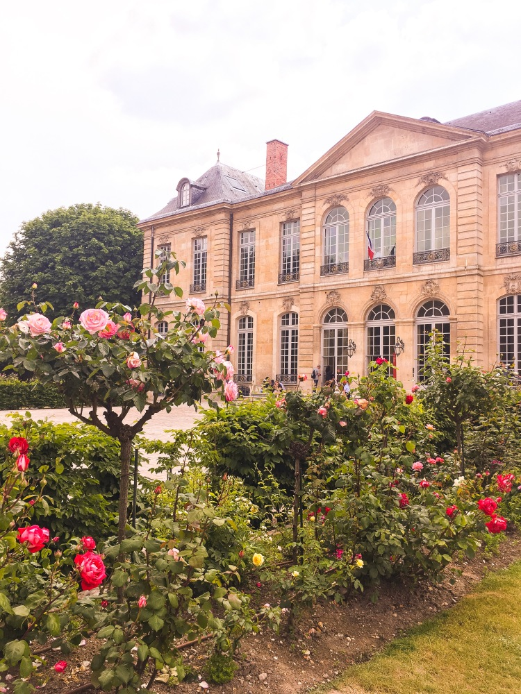 Musée Rodin in Paris, France