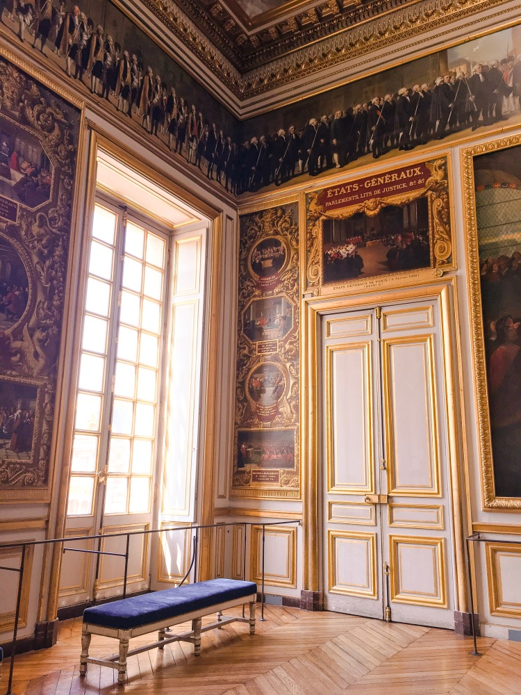 The Paris Guy tour at Versailles