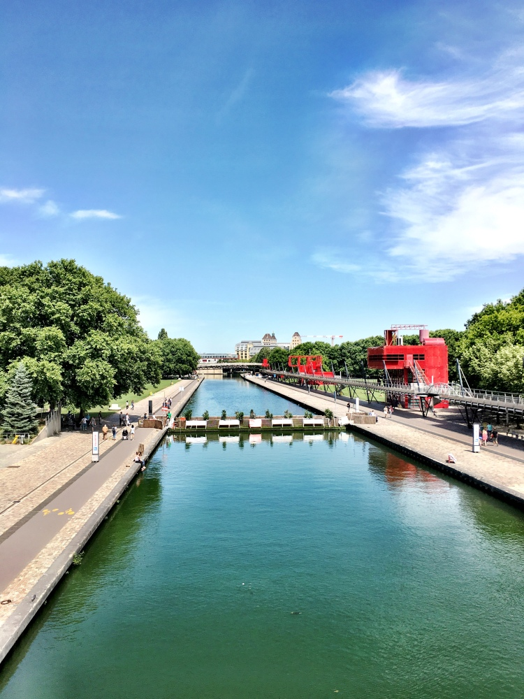 La Villette in Paris