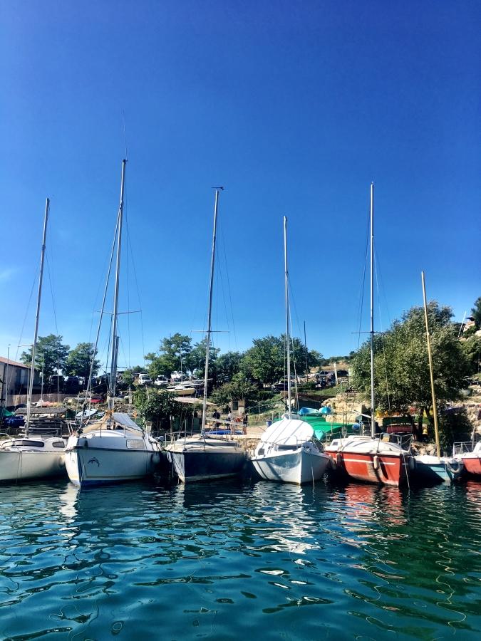 Esparron de Verdon Yacht Club
