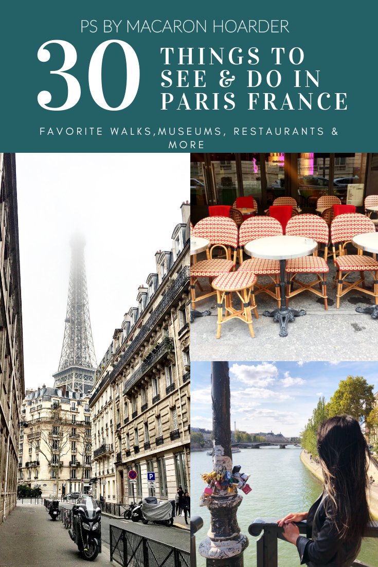 Paris France recommendations by Mia Lupo