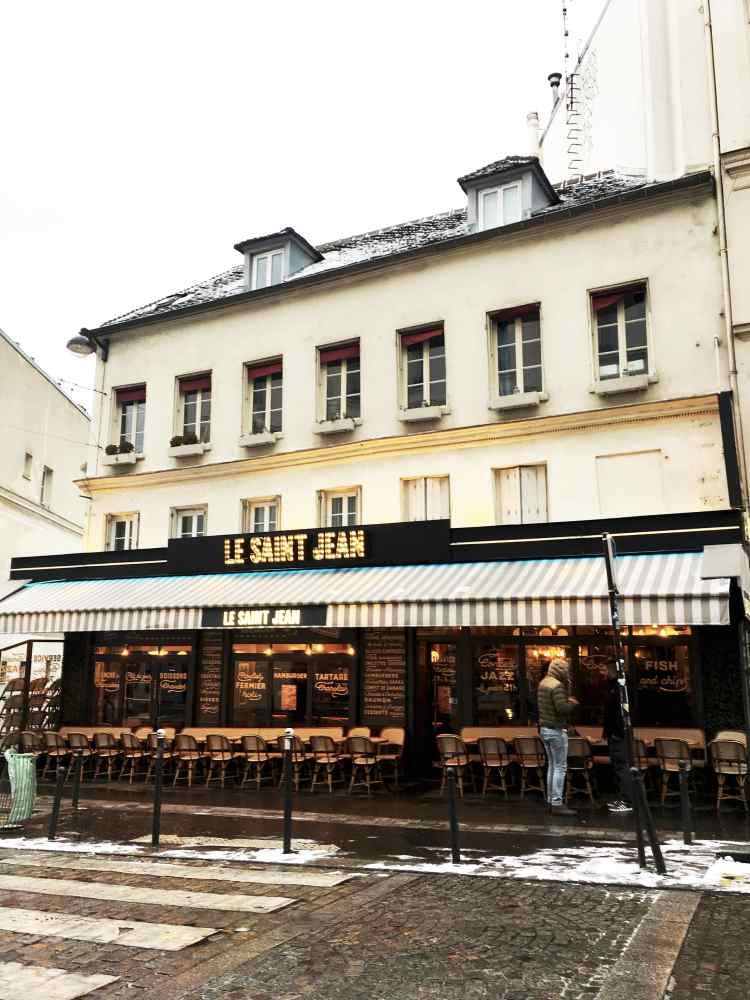 Le Saint Jean Montmartre Paris