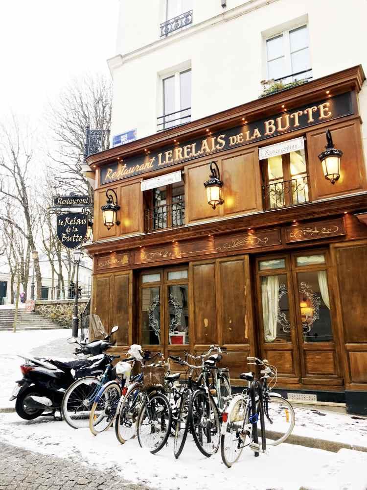 Le Relais de la Butte Montmartre Paris