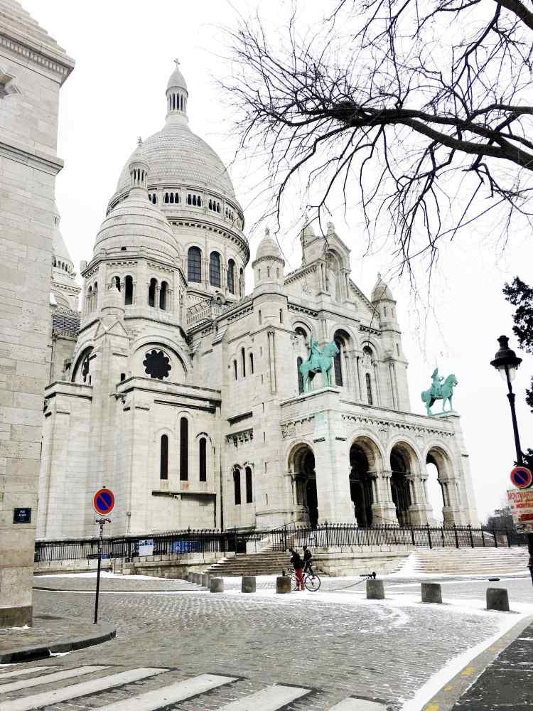 Basilique du Sacreé Cœur Montmartre