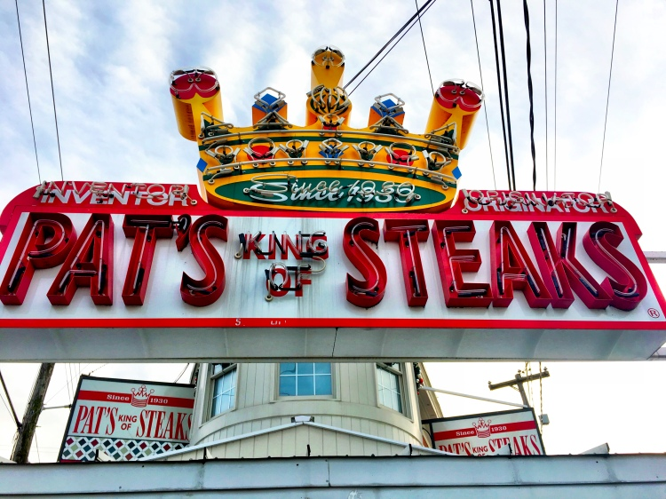 Pat's King of Steaks Philadelphia Pennsylvania