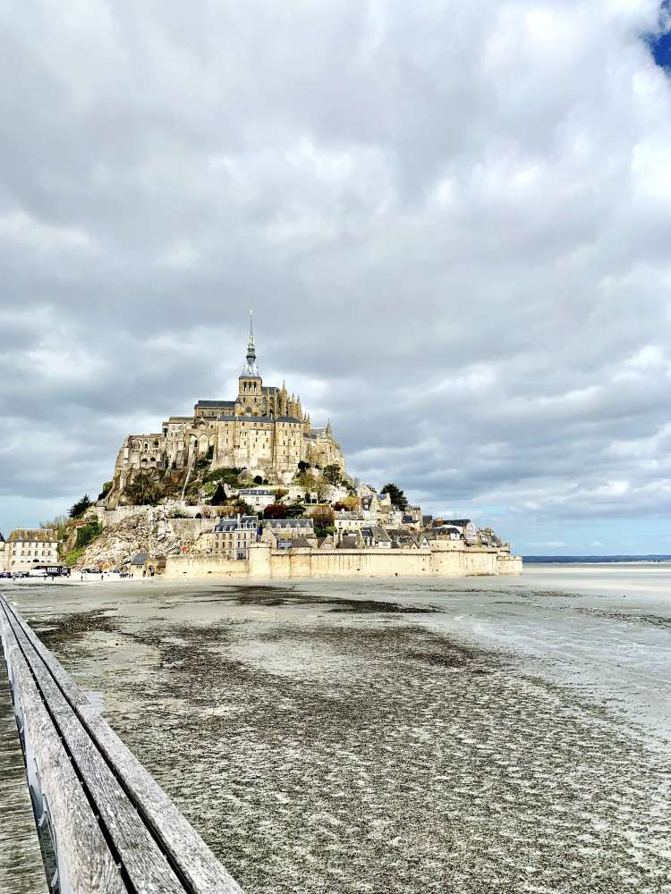 Mont Saint Michel France - PS by MH