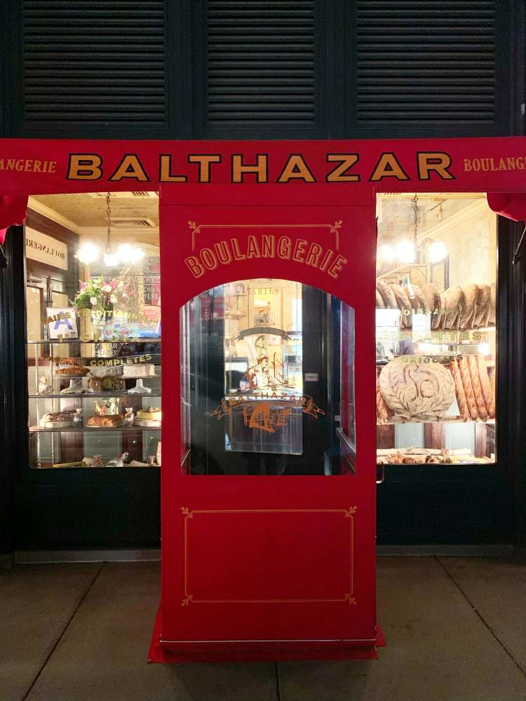 Balthazar SoHo New York City