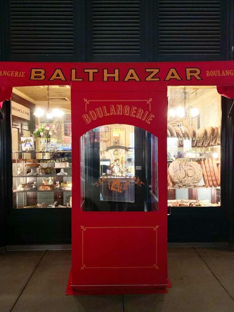 Balthazar SoHo New York City