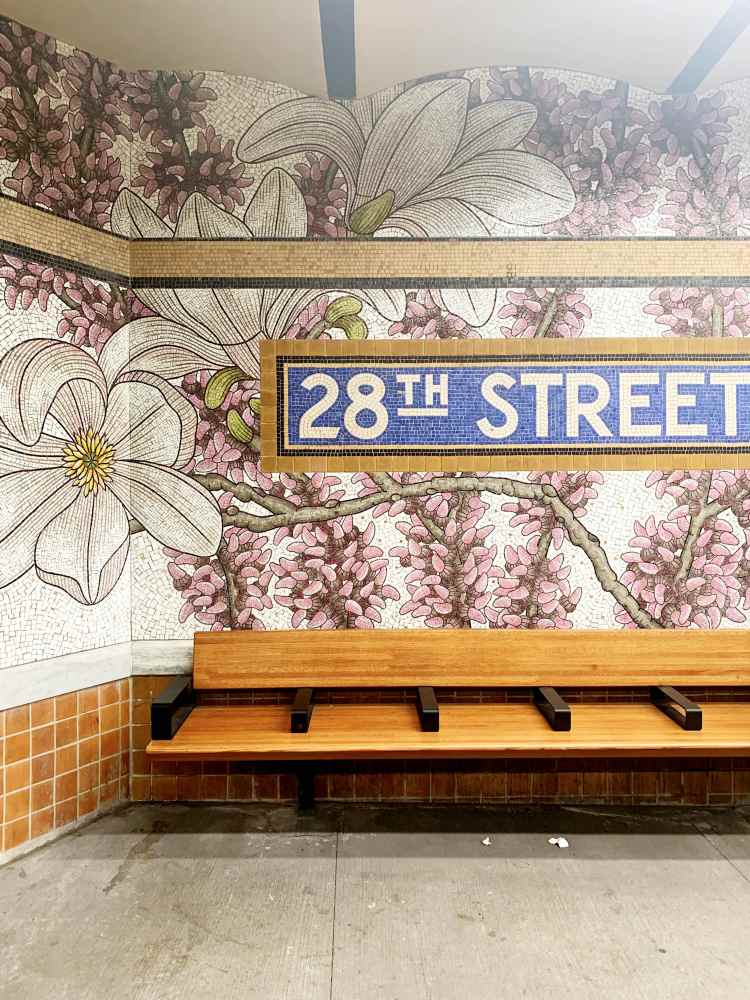28th Street subway station New York City