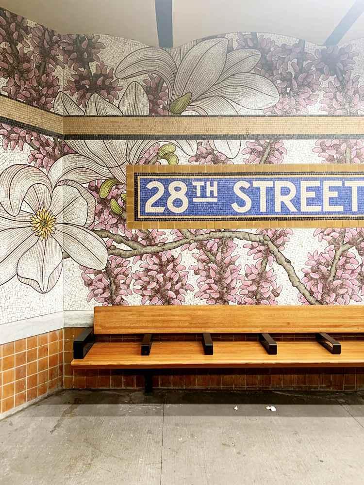 28th Street subway station New York City