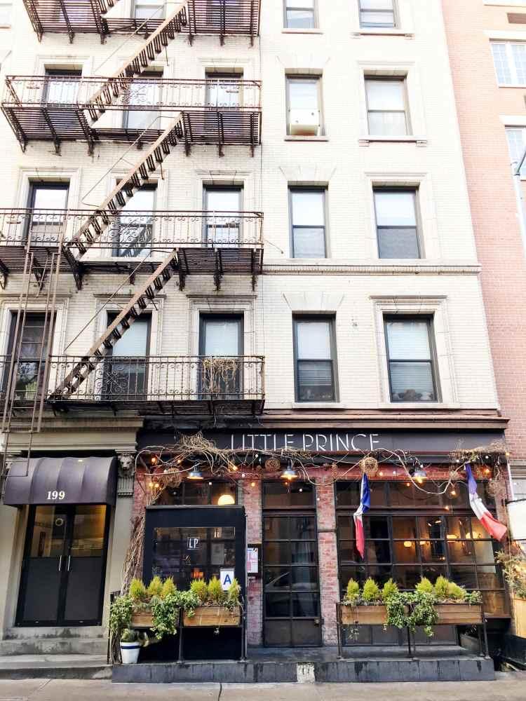Little Prince restaurant