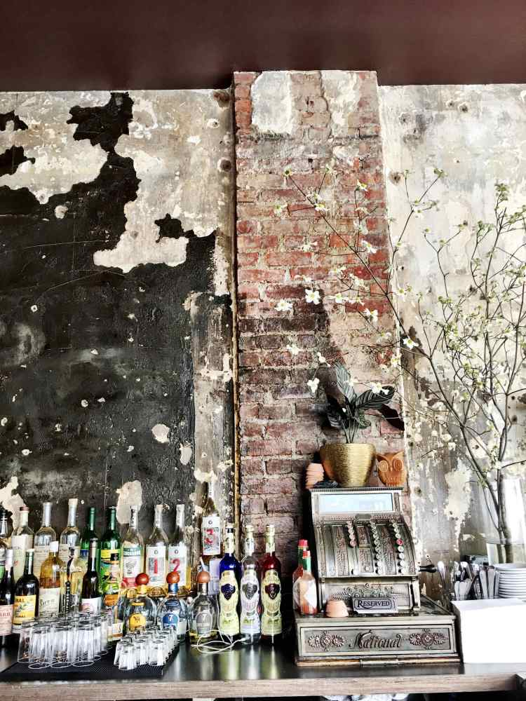 Sel Rrose bar