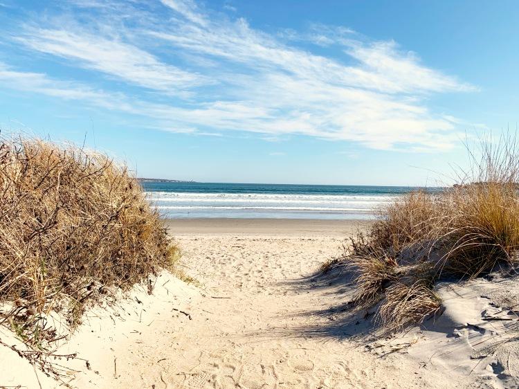 Narragansett Rhode Island beach